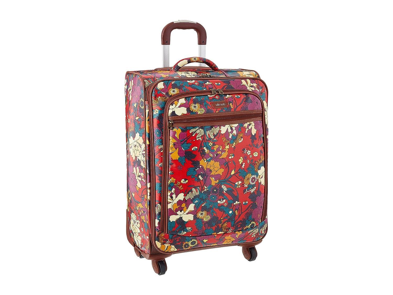 [サックルーツ] Sakroots レディース Artist Circle 26 Suitcase マザーバッグ Crimson Flower Power [並行輸入品] B01NBA5R4E