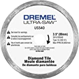 Dremel US540-01 Ultra-Saw 3.5-Inch Tile Diamond Blade