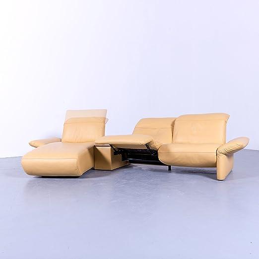 Ewald Schillig Concept Plus Designer Leder Sofa Zweisitzer ...
