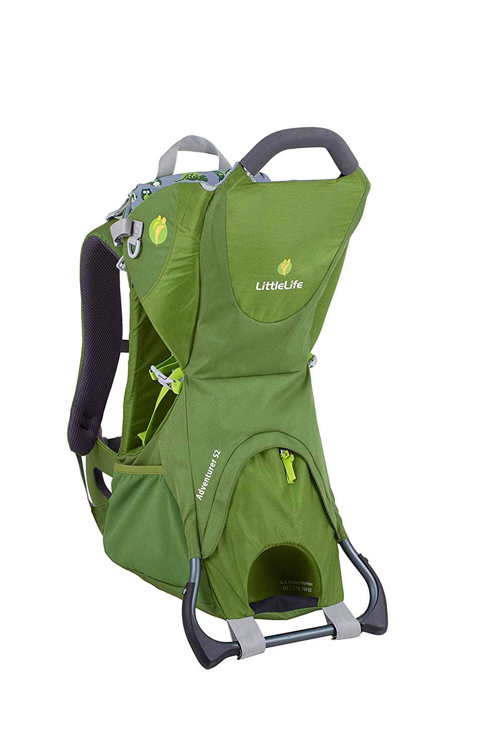 LittleLife Adventurer S2 Child Carrier Blue One Size