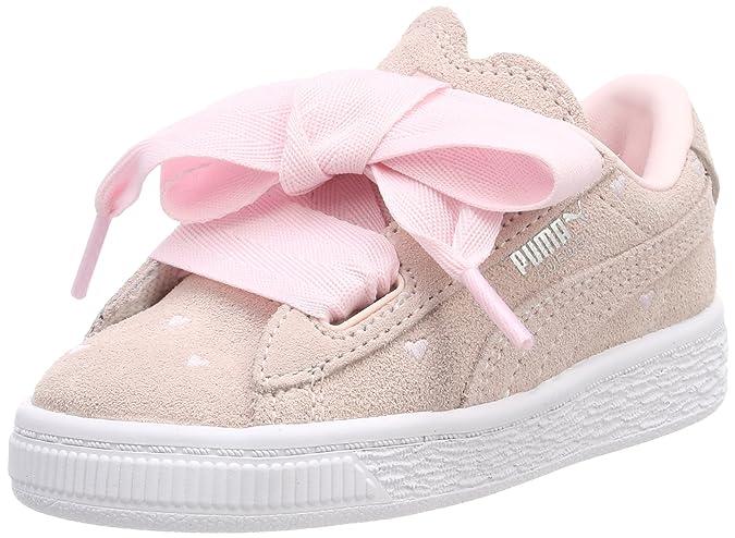 zapatos puma de niña
