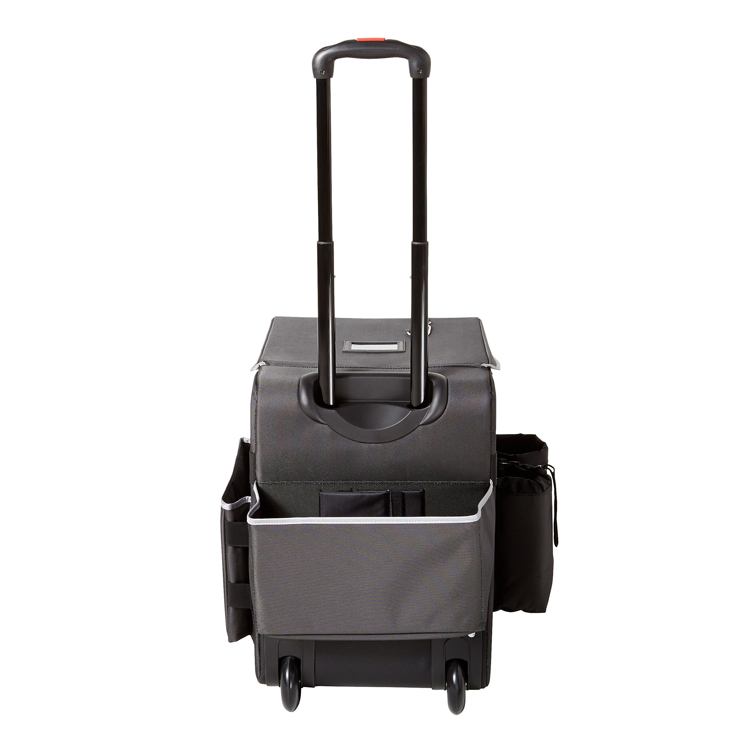 Rubbermaid Commercial Products Executive Janitorial Housekeeping Quick Cart, Medium, 1902466 by Rubbermaid Commercial Products (Image #2)