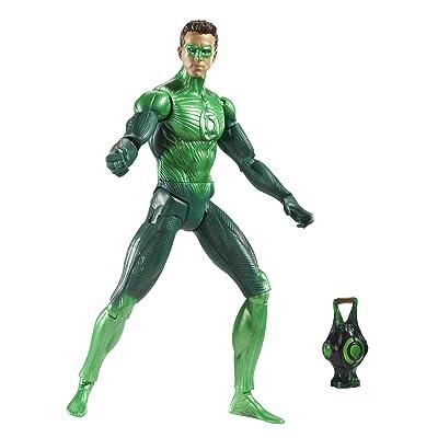 Green Lantern Movie Masters Hal Jordan Figure: Toys & Games