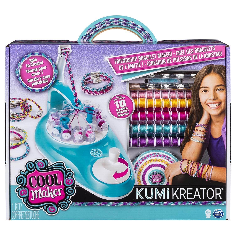 Cool Maker Kumi Kreator Frienship Bracelet Maker Craft Kit (3-Pack)