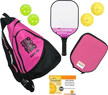 Amazon.com: Pickleball Gift Bundle | Gifts for Her ...