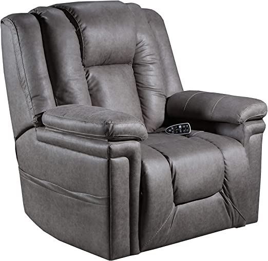 Lane Home Furnishings 4602 150 Turbo Smoke Heat & Massage Lift Recliner