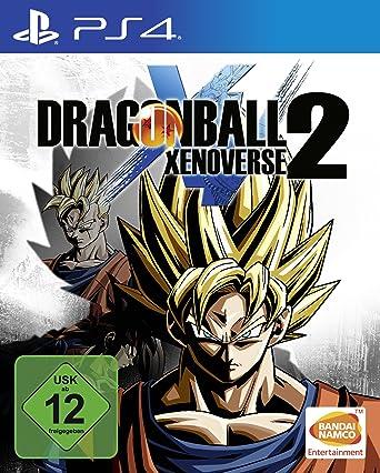 Dragon Ball Xenoverse 2 Playstation 4 Amazon De Games