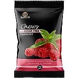 The Sugarless Company A Raspberry Chews, 70 g