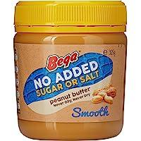 Bega, Bega No Added Sugar or Salt Smooth Peanut Butter, 325 Grams
