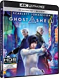 Ghost In The Shell: El Alma De La Maquina (4K UHD + BD) [Blu-ray]