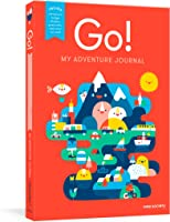 Go! Red: A Kids' Interactive Travel Diary And