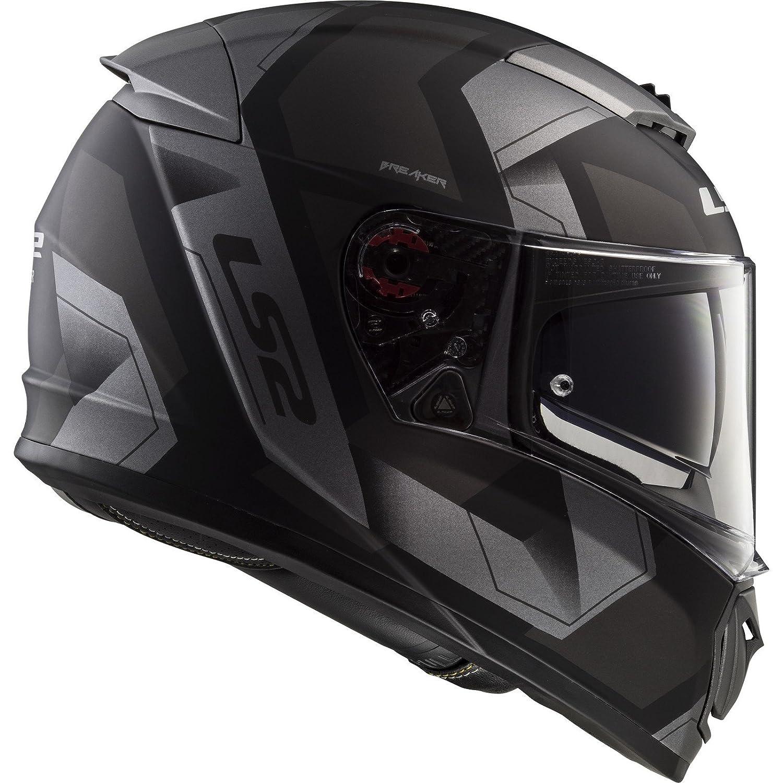 LS2 FF390 Breaker Physics Motorcycle Helmet