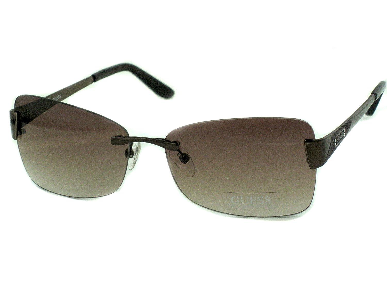 Guess Sunglasses GU 7029 Brown-34