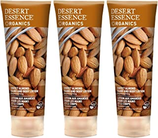 product image for (3 Pack) - Desert Essence - Org Almond Hand & Body Lotion | 237ml | 3 Pack Bundle