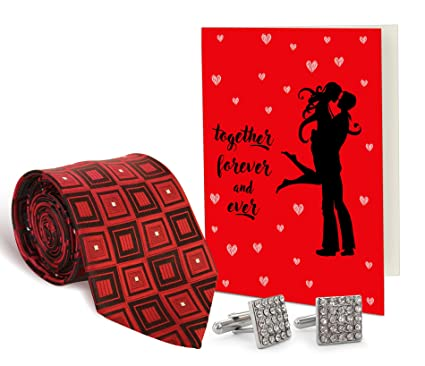 Buy Tied Ribbons Unique Valentine Day Gift For Men Him Lover