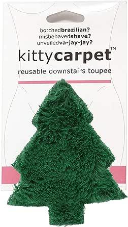 Fashion First Aid Women's Kitty Carpet Reusable Downstairs Toupee