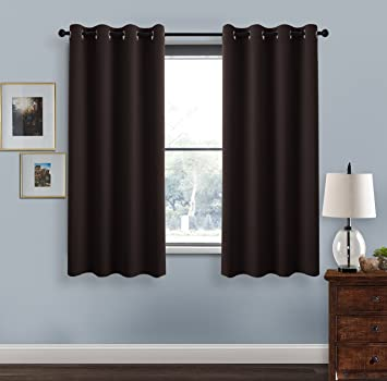 Blackout Curtains For Living Room   Durable Home Dressing Window Curtain  Panels/ Drapes For Bedroom