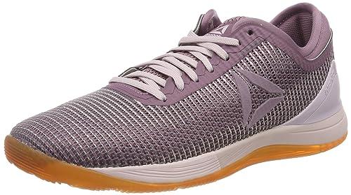Reebok R Crossfit Nano 8.0, Zapatillas de Cross para Mujer, Violett (Ashen Lilac/Nobleorchid/Urbanviolet/Reeboklee 0), EU: Amazon.es: Zapatos y complementos