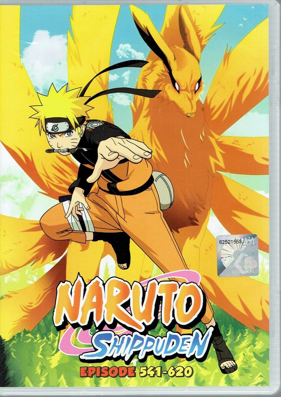 Amazon.com: NARUTO SHIPPUDEN (ENGLISH AUDIO) - COMPLETE ...