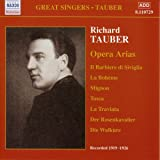 Richard Tauber: Opera Arias [Recorded 1919-1926]