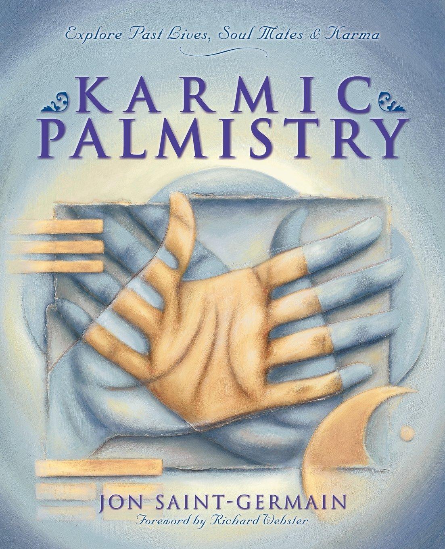 Amazon.com: Karmic Palmistry: Explore Past Lives, Soul Mates, & Karma  (9780738703176): Jon Saint-Germain: Books
