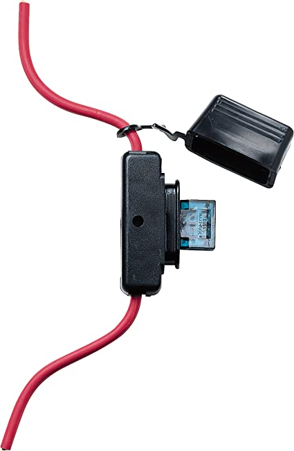 bussmann hhx in line maxi fuse holder home network wiring waterproof maxi fuse block wiring #5