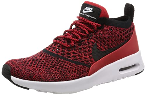 6f4ed25b93 Nike Women's Air Max Thea Ultra FK University Red/Black White Running Shoe  7. 5 Women US: Amazon.in: Shoes & Handbags