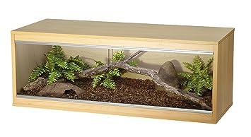 Vivexotic Repti Home Vivarium Large Beech Reptile Terrarium Amazon
