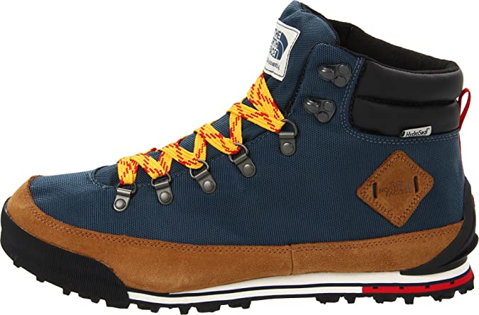 e024732d7ca Amazon.com | The North Face Back-To-Berkeley Boots (8, Conquer Blue ...