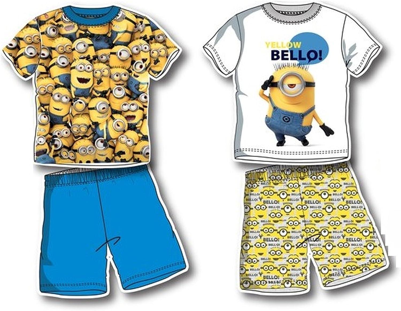 Universal Nutrition Ensemble Pyjama Les Minions pour Enfant Rouge