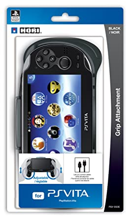 Hori Officially Licensed Grip Attachment (PlayStation Vita
