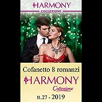 Cofanetto 8 Harmony Collezione n.27/2019 (Cofanetto Collezione Vol. 27) (Italian Edition)