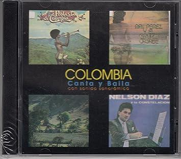 RAY PEREZ Y EL GRUPO CASABE, NELSON DIAS LA PROTESTA DE COLOMBIA - Colombia Canta Y Baila Con Sonido Sonoramico Cd - Amazon.com Music