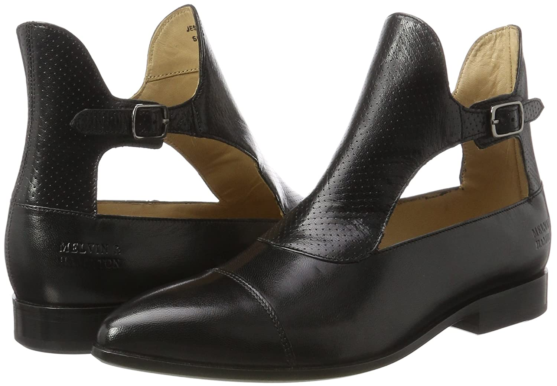 MELVIN & HAMILTON Chelsea-Boots 'Jessy 21' schwarz