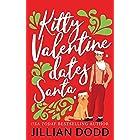 Kitty Valentine Dates Santa