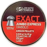 JSB Diabolo Exact - Pistola de Aire comprimido Calibre .22