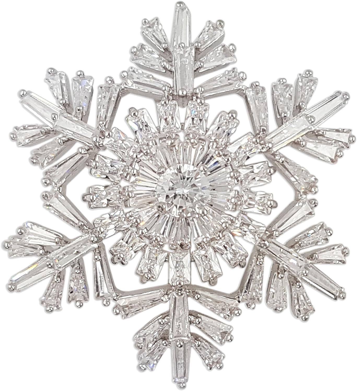 Snowflake pin Snowflake Snowflake broach Snowflake brooch Diamond snowflake Metal snowflake Wearable artwork Snowflake button
