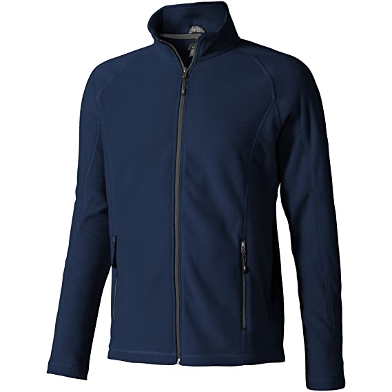 timeless design 8f9ba a9a49 Elevate Mens Rixford Full Zip Polyfleece at Amazon Men s Clothing store
