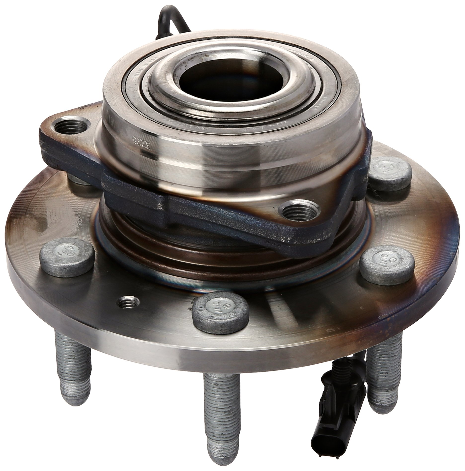 Timken SP500301 Front Wheel Bearing and Hub Assembly by Timken