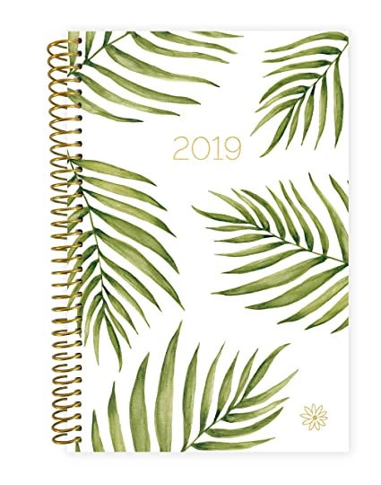 Tall December 2019 Calendar Printable Amazon.: bloom daily planners 2019 Calendar Year Day Planner