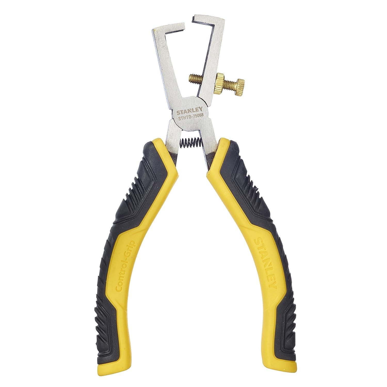 STANLEY STHT0-75068 - Alicate Control Grip pelacables 150mm: Amazon.es: Bricolaje y herramientas