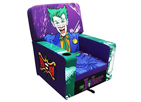 warner brothers gaming chair the joker animated classic villain rh amazon co uk
