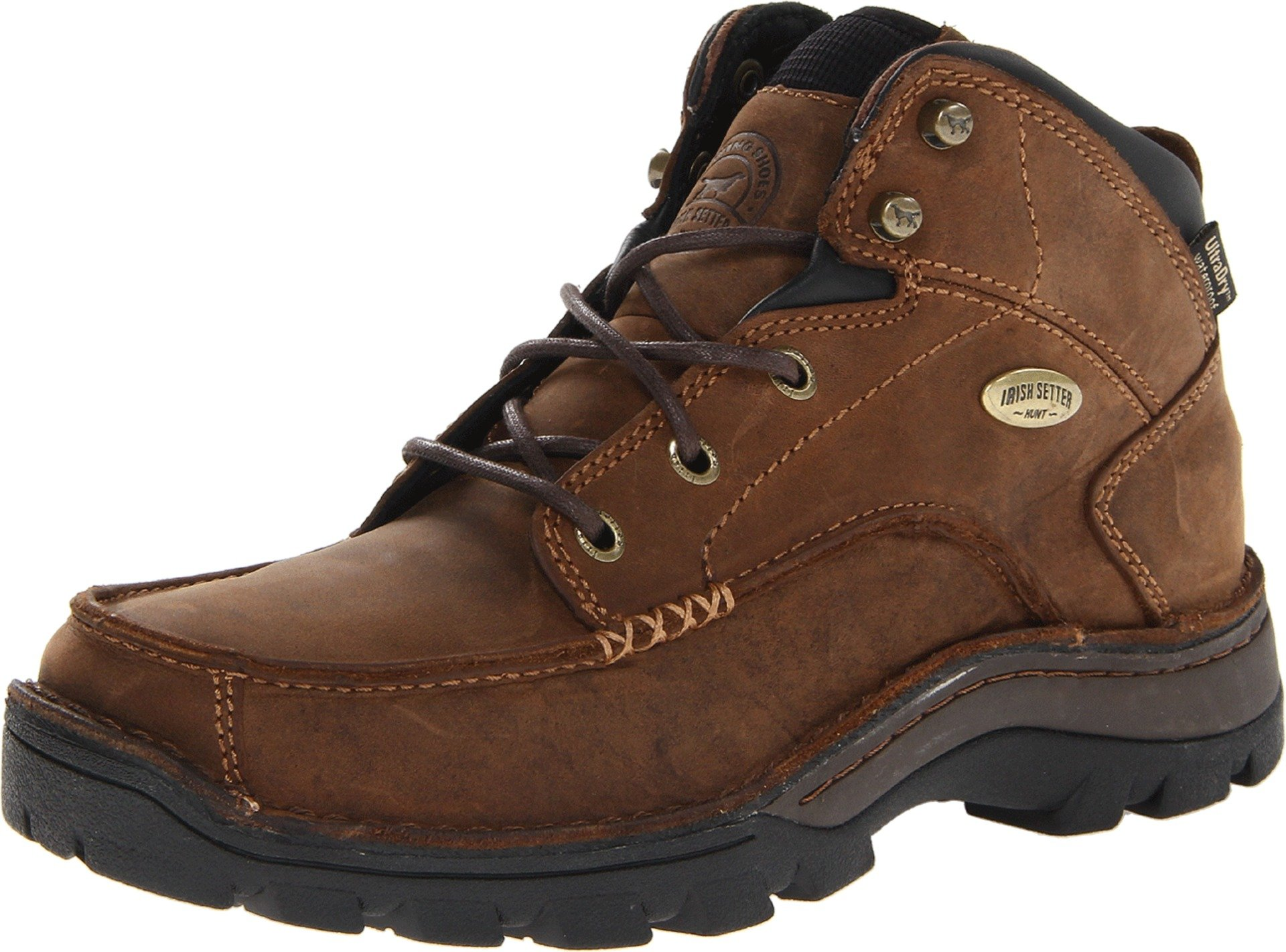 Irish Setter Men's 3866  Borderland Chukka Casual Shoe,Brown,9.5 D US