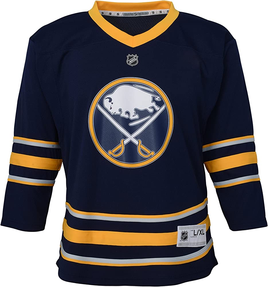 NHL  Youth Outerstuff Replica Home-Team Jersey Team Color,