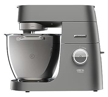 Kenwood KVL8300S Chef Titanium XL Kitchen Machine, 6.7 Litre ...