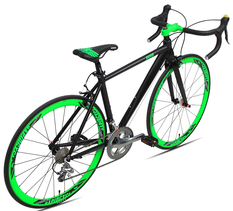 RapidCycle GRAND-20sp Shimano Tiagra Aluminum Road Bike 700CC