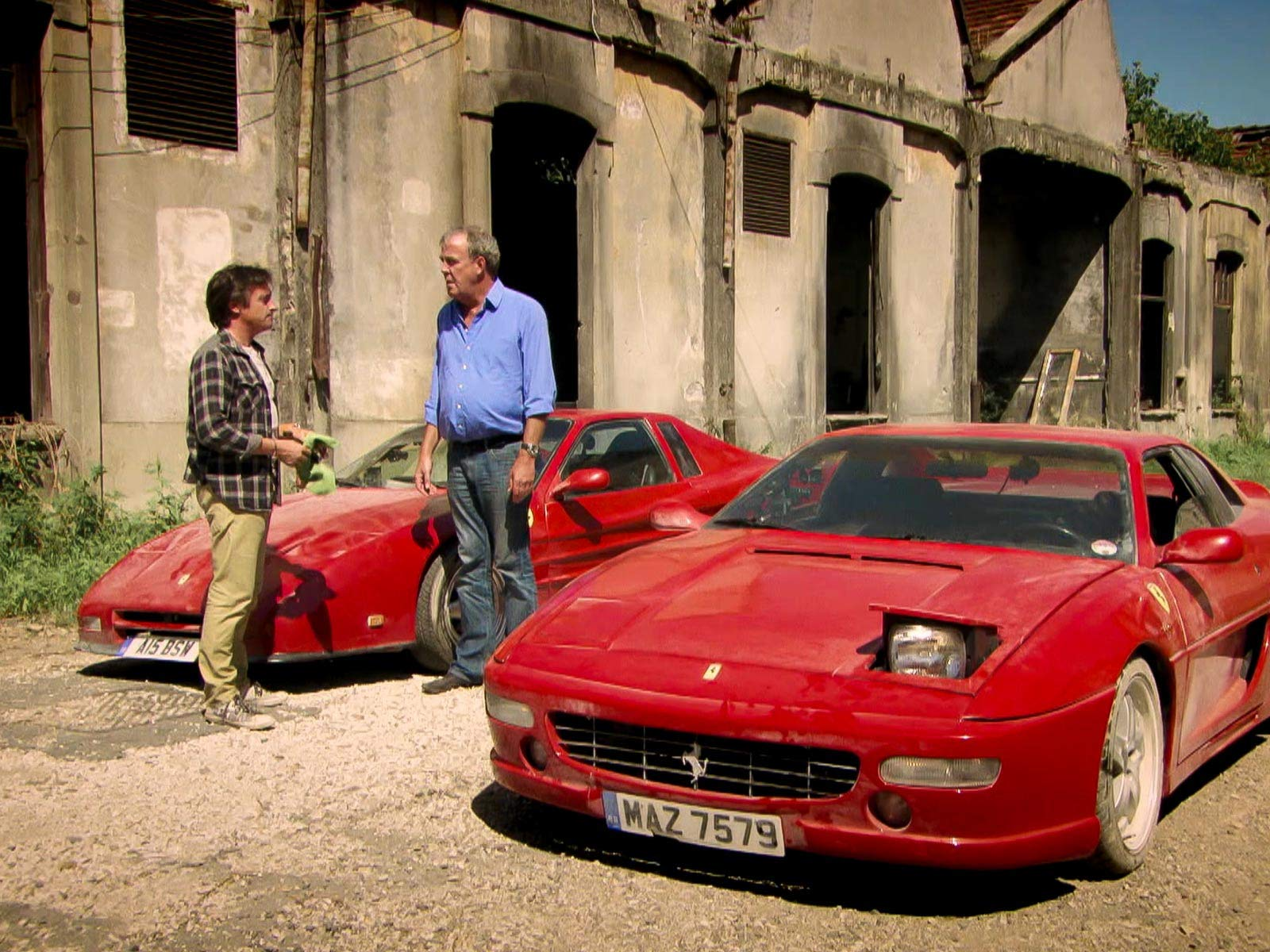 watch top gear challenges online free