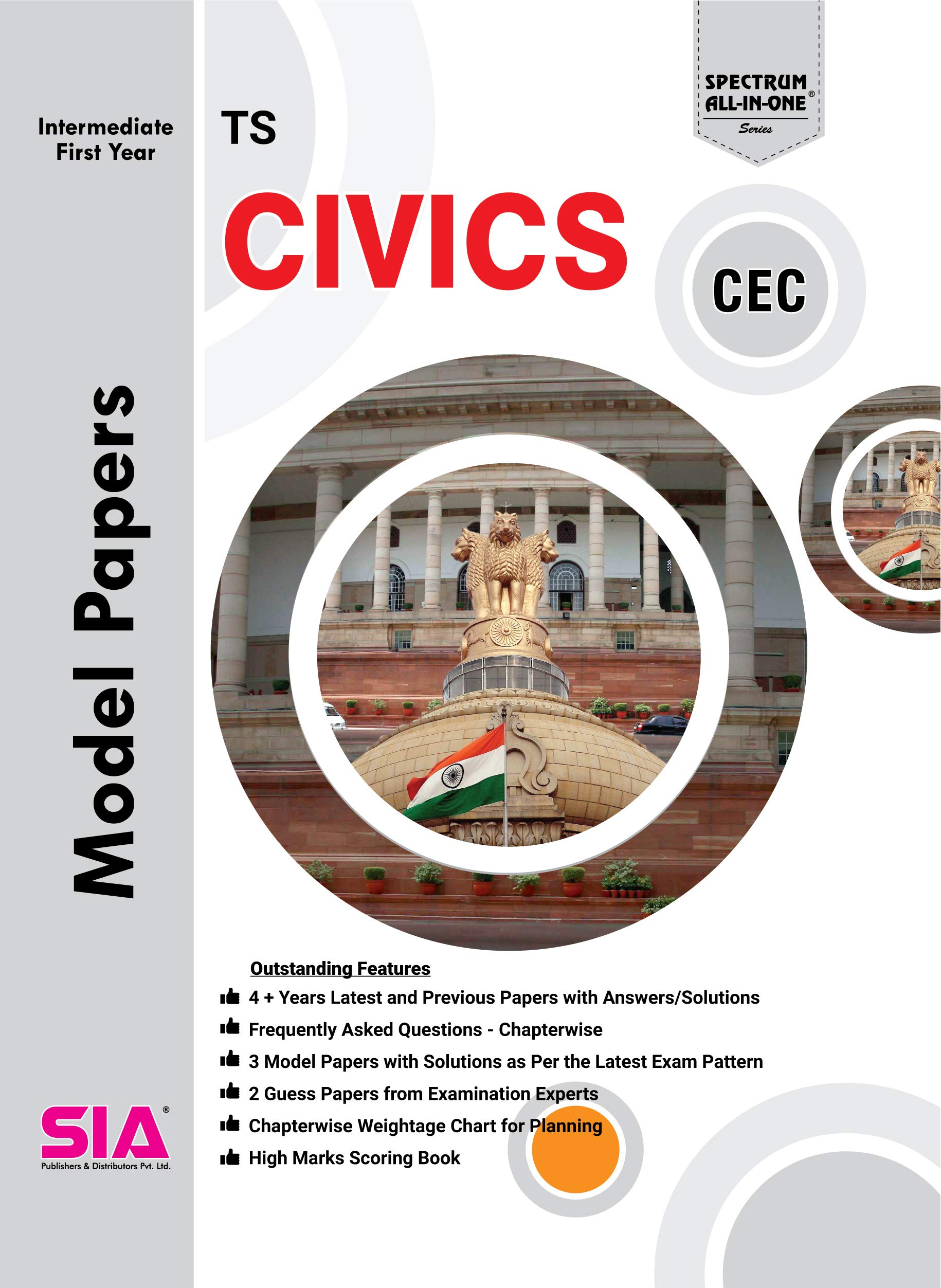 Amazon in: Buy CIVICS (INTER - First Year) C E C, (T S) Model Papers