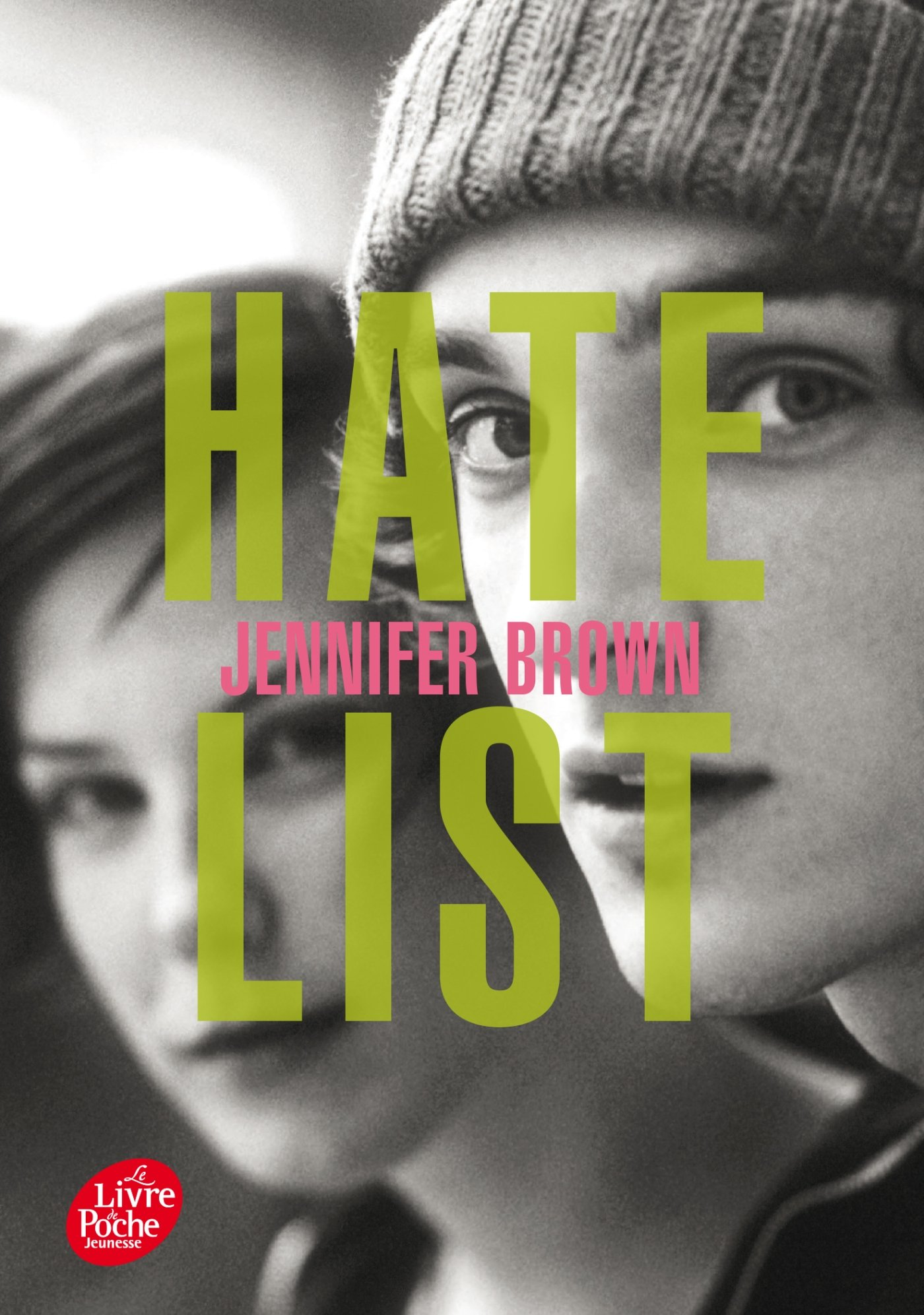 The Hate List de Jennifer Brown 81OhMegshoL
