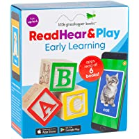 Read Hear & Play Early Learning: 6 Book Boxed Set